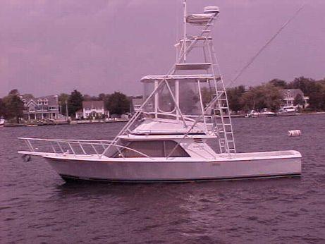 1987 Blackfin 32 Flybridge