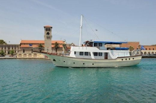 2007 M. Hatzinikolaou TRAWLER AND DAILY EXCURSION BOAT