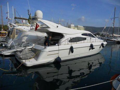 2002 Ferretti 480