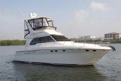 1999 Sea Ray 480 Sedan Bridge