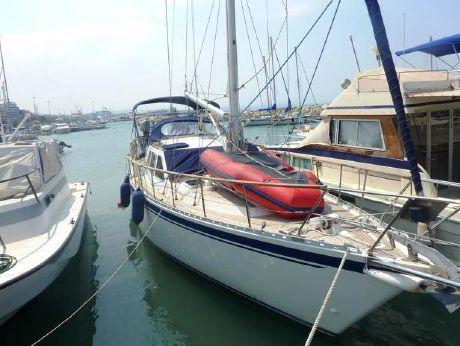 1990 Nautica 35