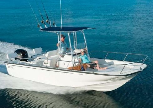 2016 Boston Whaler 210 Montauk