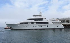 2007 Westport Tri-Deck Motoryacht