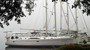 2013 Catalina 445