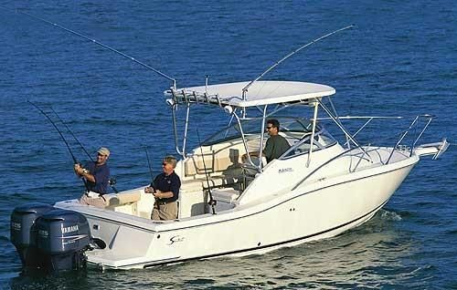 2002 Scout Boats 280 Abaco