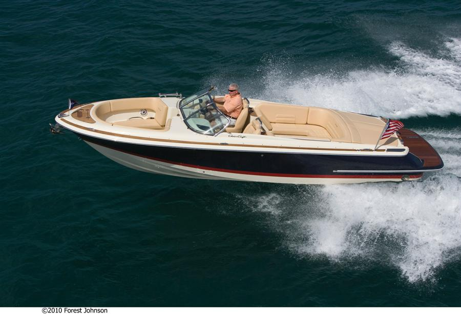 25 ft 2014 chris craft launch 25