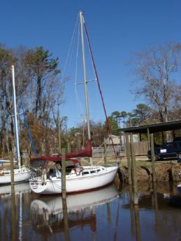 1982 Catalina 30 Sloop
