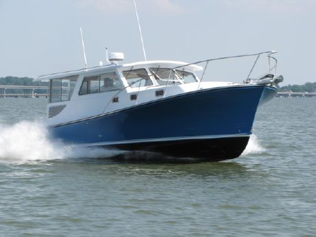 2010 Composite Yacht 36CB