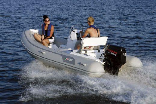 2006 Ab Inflatables Oceanus 13 VST