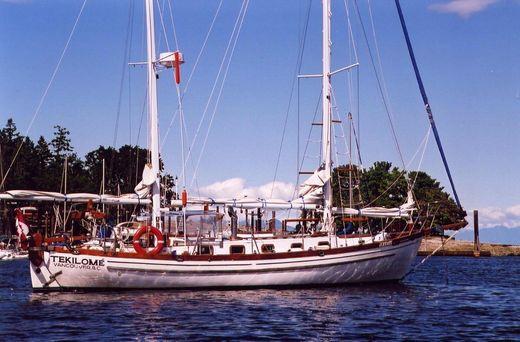 1977 Blue Water Ingrid 38