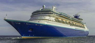 1991 Cruise Ship 2,744 Passengers - Stock No. S2151