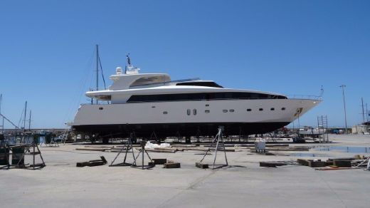 2005 Ses Yachts 36 m Custom