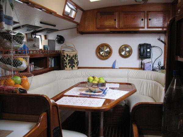 54' Polar Boat Cutter+Galley