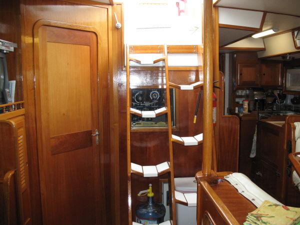 54' Polar Boat Cutter+Steering chain