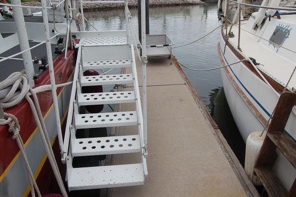54' Polar Boat Cutter+