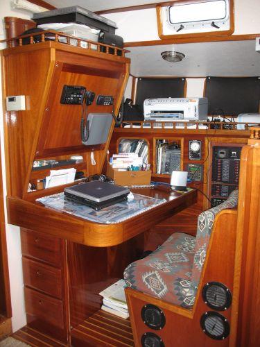 54' Polar Boat Cutter+Mid strm