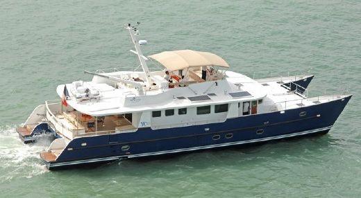 2005 Tropic Composites YC 80 Power Catamaran