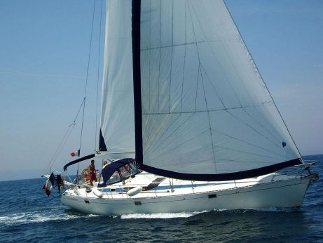1990 Beneteau Oceanis 500 Owners version