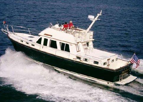 2007 Sabreline 47 Motor Yacht