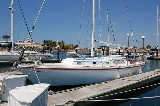 1968 Columbia Sailboat