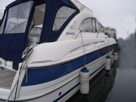 2006 Bavaria Motor Boats 35 sport Hard Top