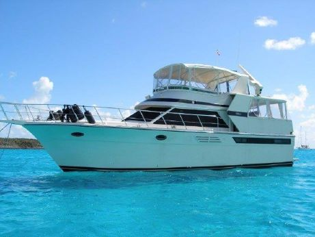 1989 Californian Motoryacht