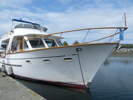 1980 Defever Trawler
