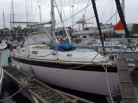 1984 Westerly Corsair 36