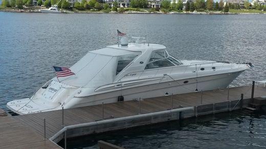 2002 Sea Ray 58 SS