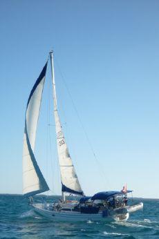 1996 Catalina 34 MkII