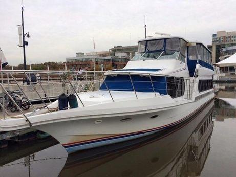 1996 American Marine Bluewater 62