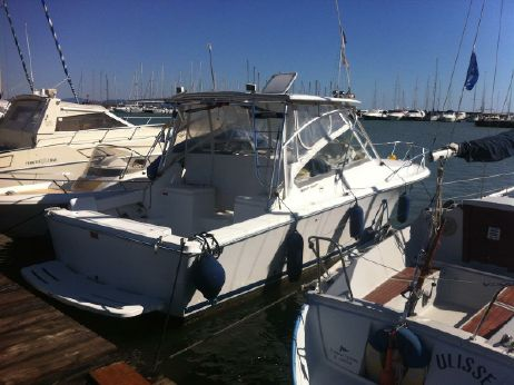 2008 Luhrs 28 Hard Top
