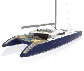 2009 H2x 120 Mega Catamaran