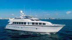 2000 Hatteras Elite Series Motoryacht