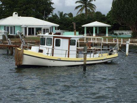 1986 Custom Tugboat