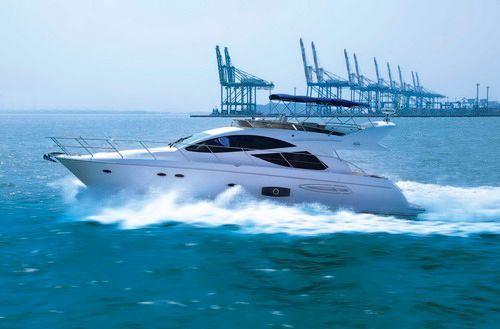 2013 Hansheng Yachts Gallop 53
