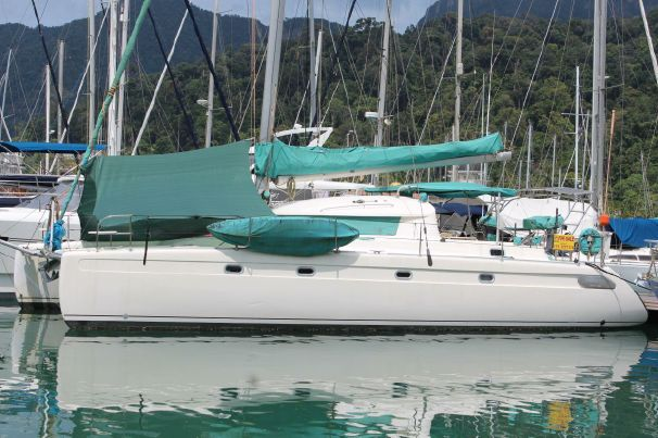 Fountaine Pajot Catamaran 42 Fountaine Pajot Venezia 42