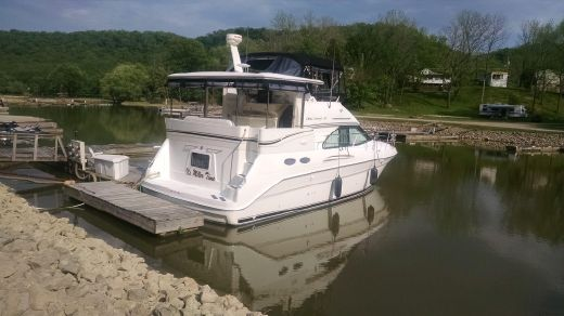 1997 Sea Ray 370 Aft Cabin