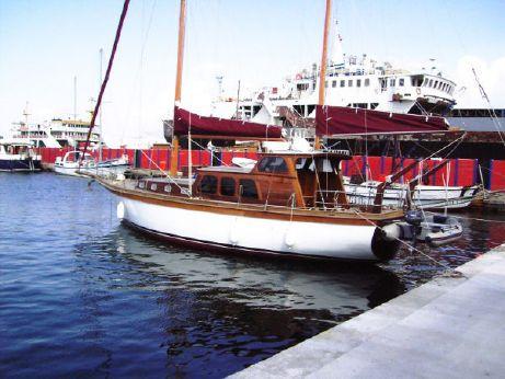 1960 Custom Build Sail
