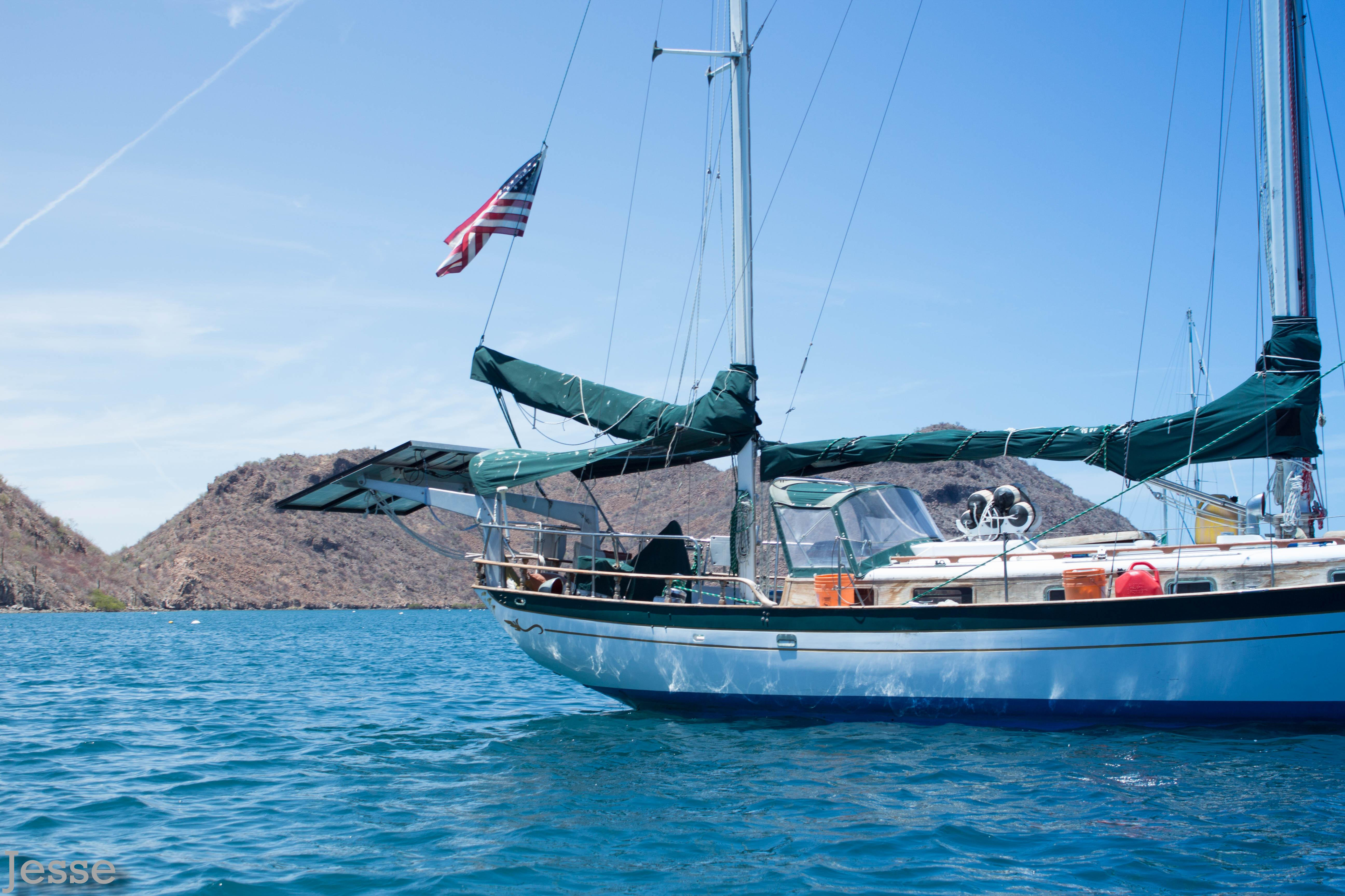 36' Cheoy Lee Clipper Ketch+Photo 6