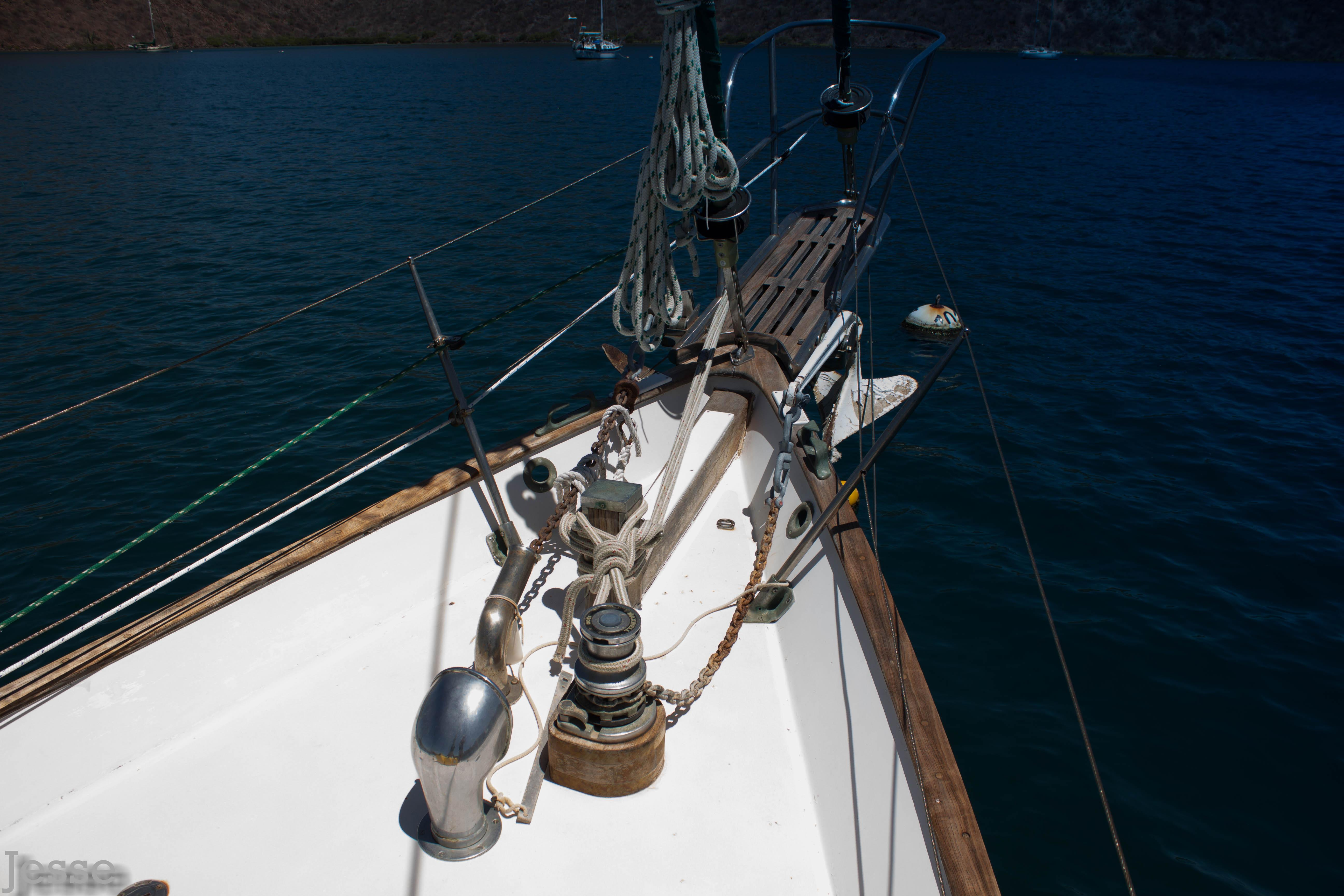 36' Cheoy Lee Clipper Ketch+Photo 8