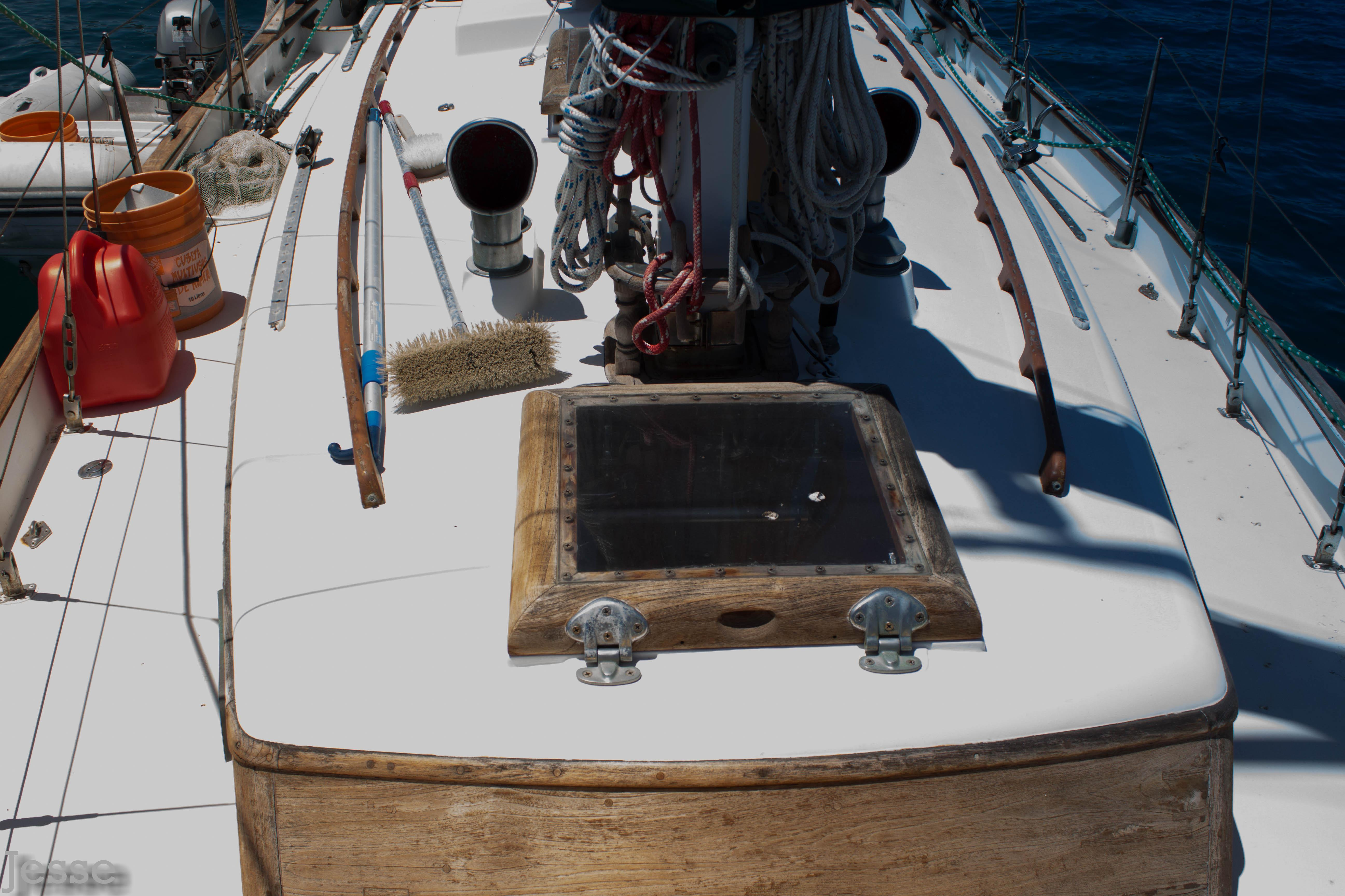 36' Cheoy Lee Clipper Ketch+Photo 10
