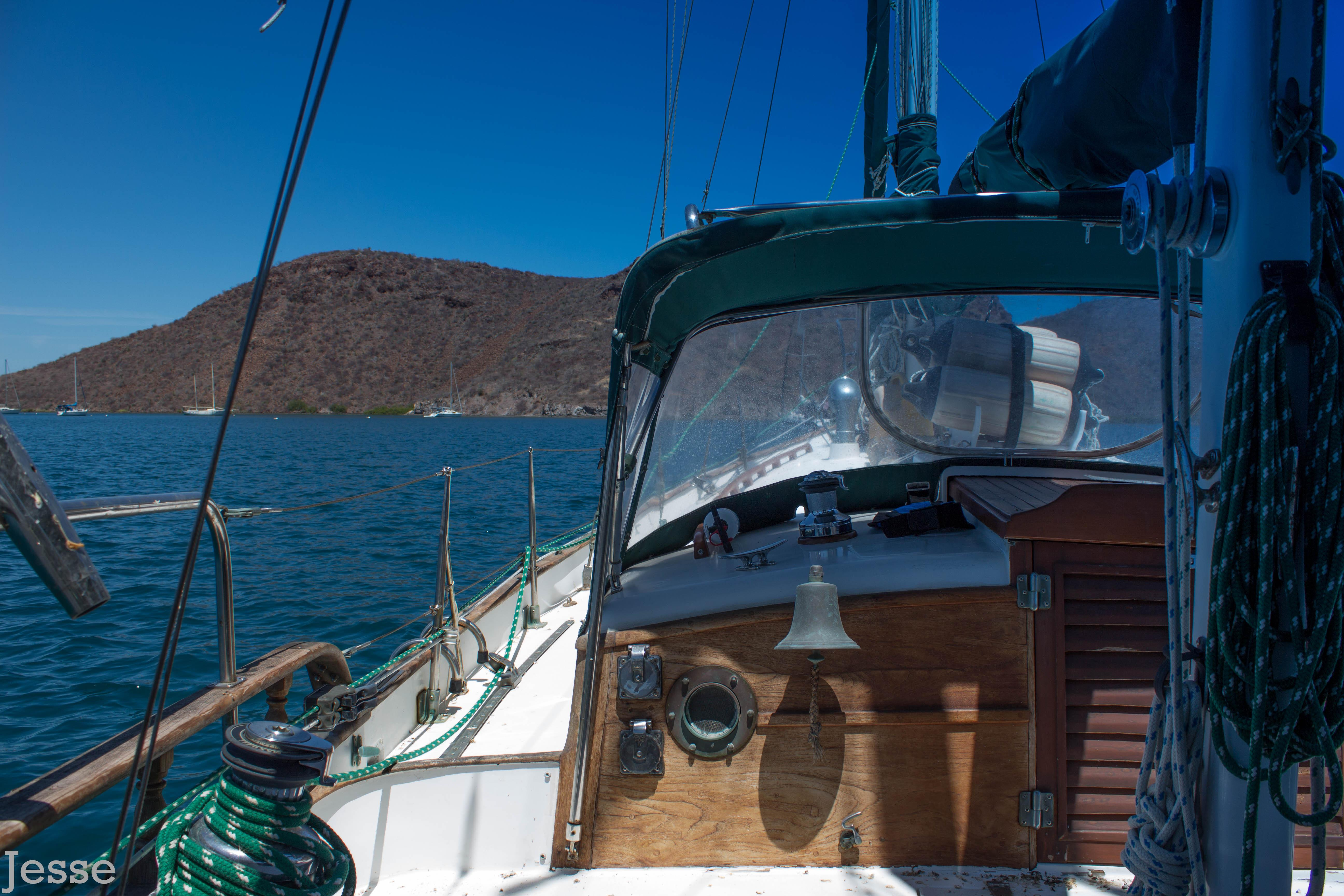 36' Cheoy Lee Clipper Ketch+Photo 11