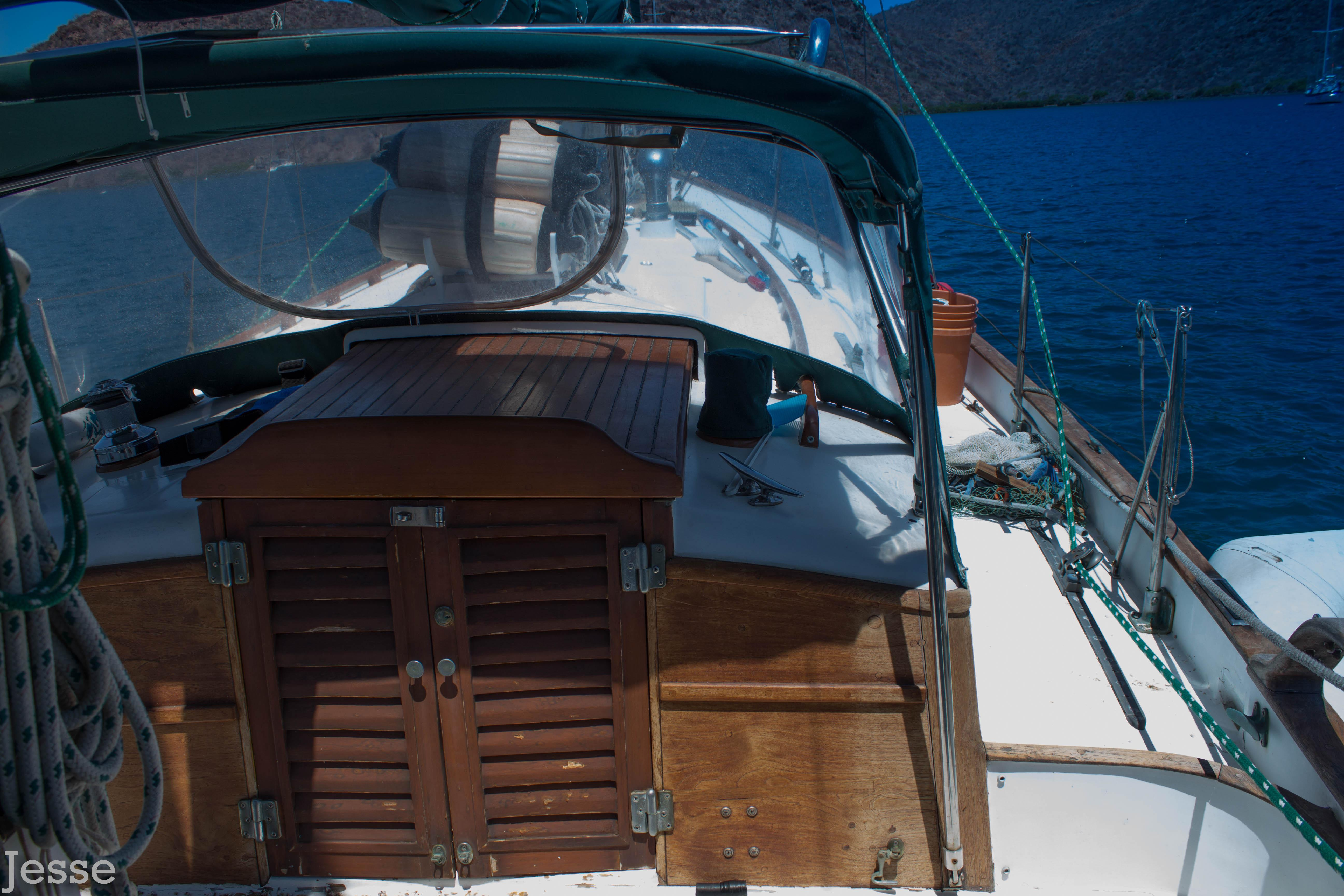 36' Cheoy Lee Clipper Ketch+Photo 12