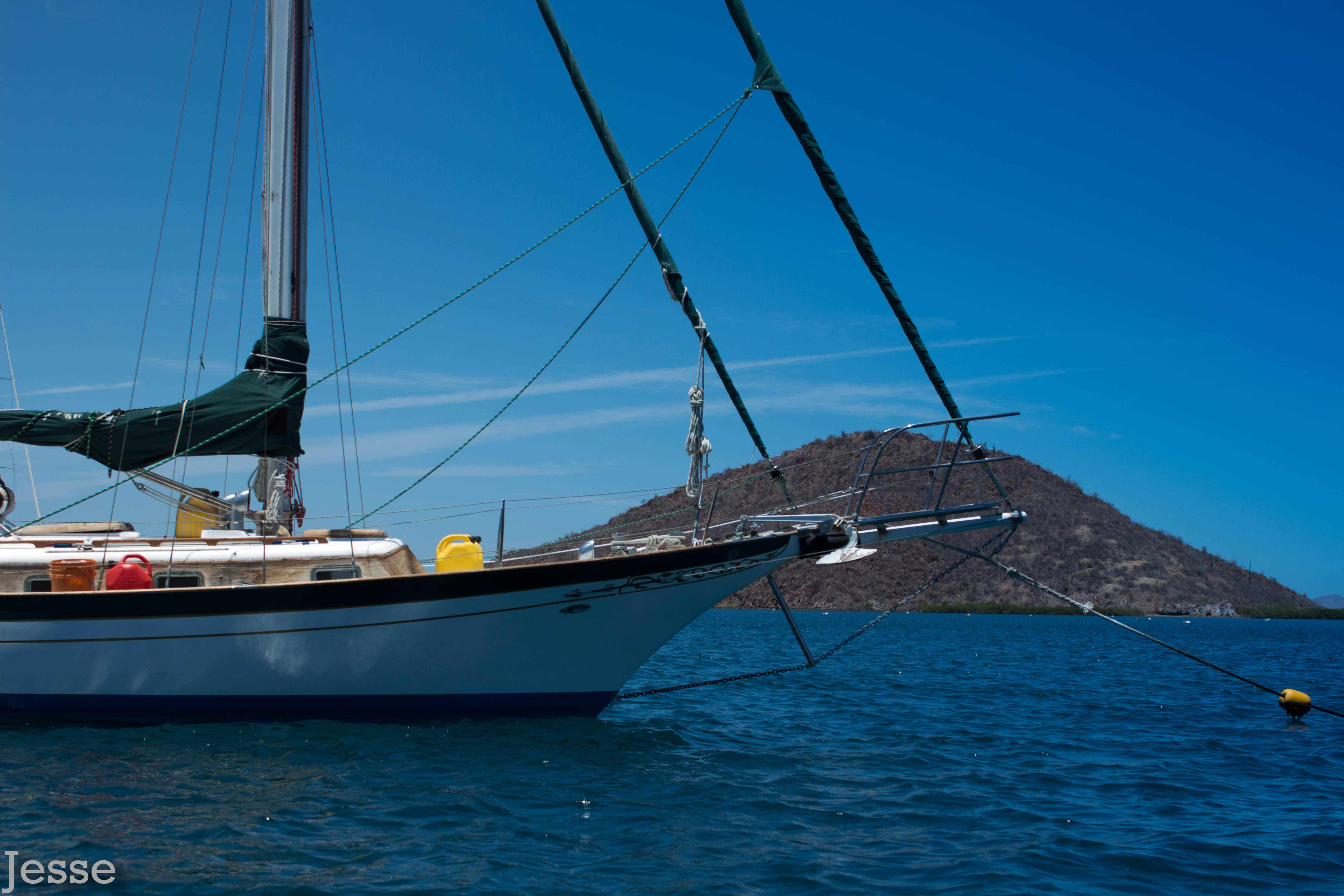 36' Cheoy Lee Clipper Ketch+Photo 21