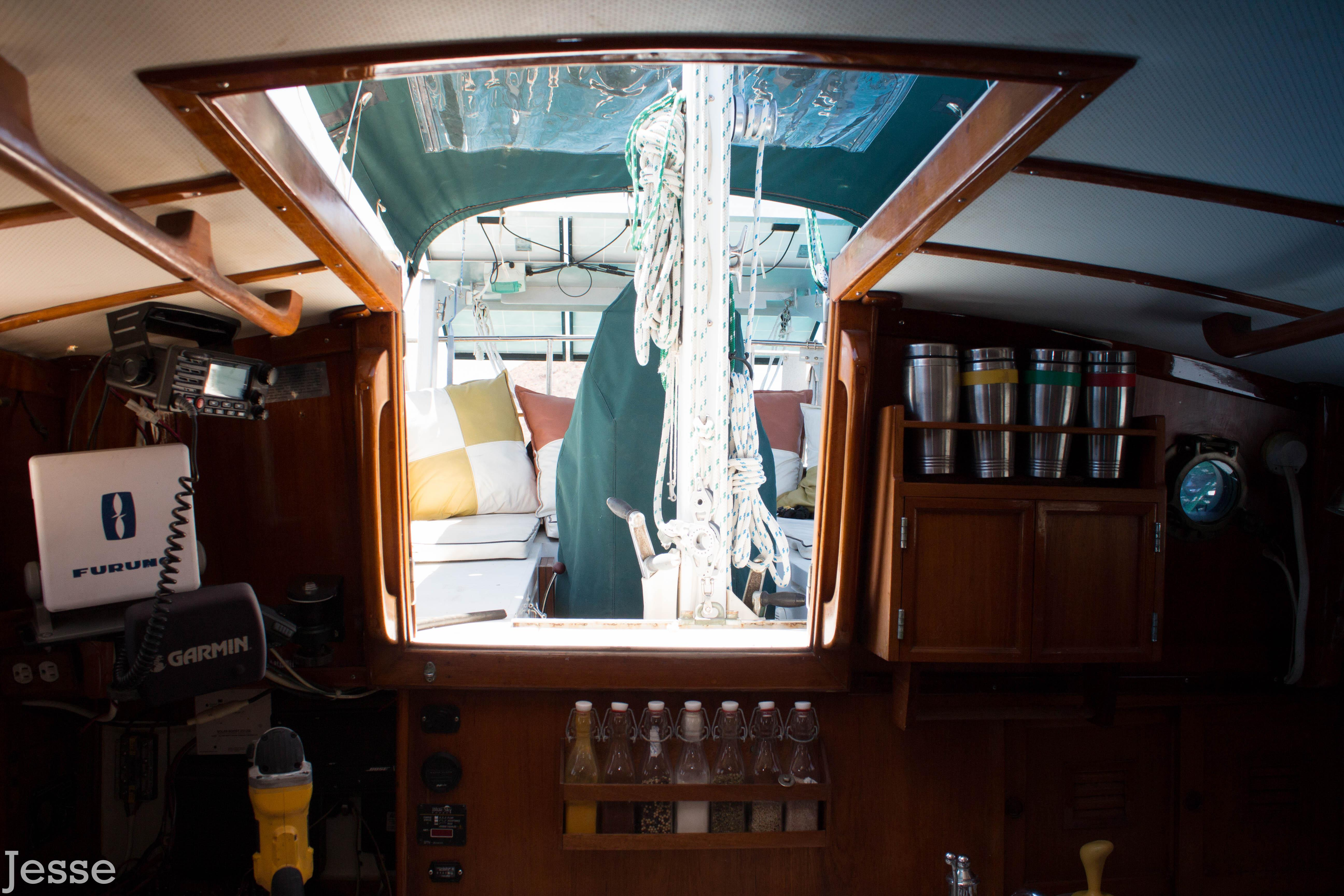 36' Cheoy Lee Clipper Ketch+Photo 33