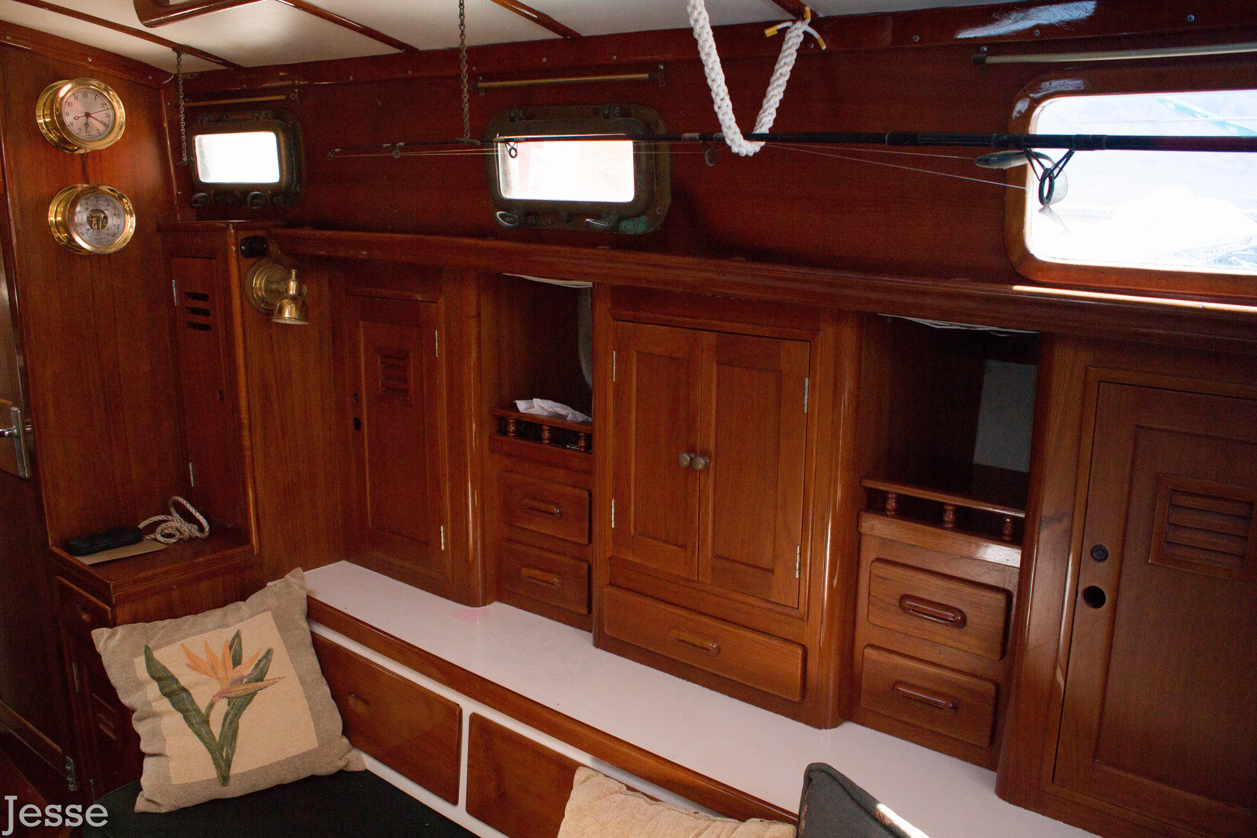 36' Cheoy Lee Clipper Ketch+