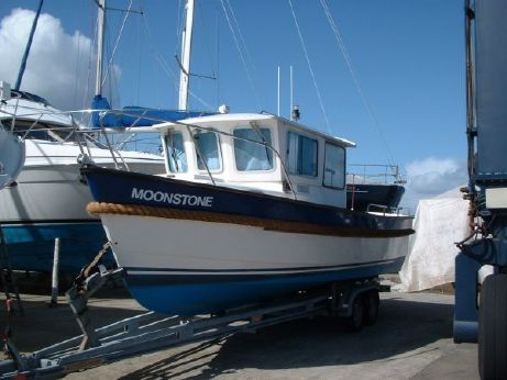1995 Windboats Hardy Fishing 24