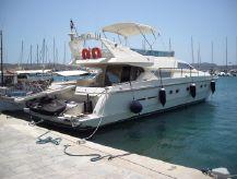 1999 Ferretti Yachts 620