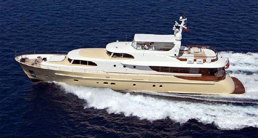 2007 Cyrus Yachts Perla Nero